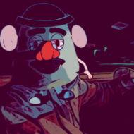 Herr Kartoffelkopf